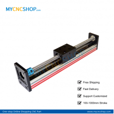 1Set 900mm Effective stroke Linear Module