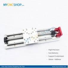 1Set lead 4mm Travel length 1000mm NEMA34 Linear Actuator moudle