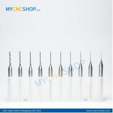 0.3-1.2mm kits Tungsten Steel Carbide Drill Bits
