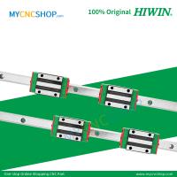 HIWIN Brand 2Pcs HGR15 1000mm with 4Pcs HGH15CA Blocks