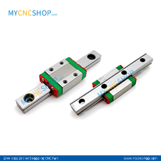 2Pcs 250mm MGN15 Miniature Rail With 2Pcs MGN15C Blocks