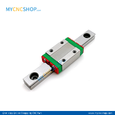 2Pcs 250mm MGN15 Miniature Rail With 2Pcs MGN15H Blocks