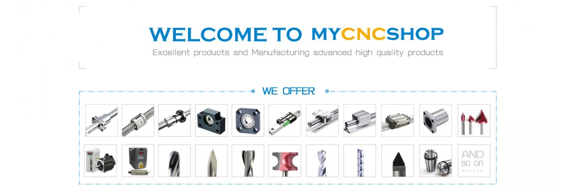 WELCOME TO MYCNCSHOP.com