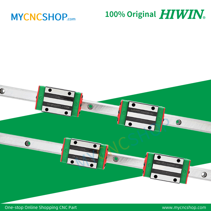 Original brand new HIWIN linear guideways!CNC Part MYCNCSHOP.COM